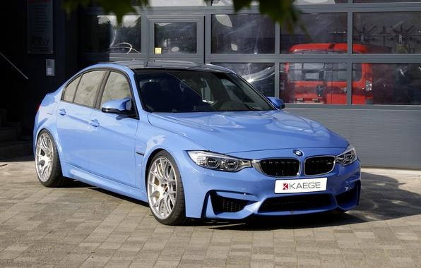 Картинка бмв, BMW, 2015, F80, Kaege