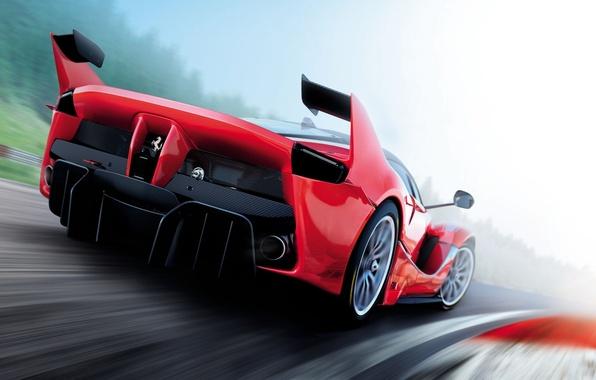 Картинка Ferrari, Race, Assetto Corsa, Simulator