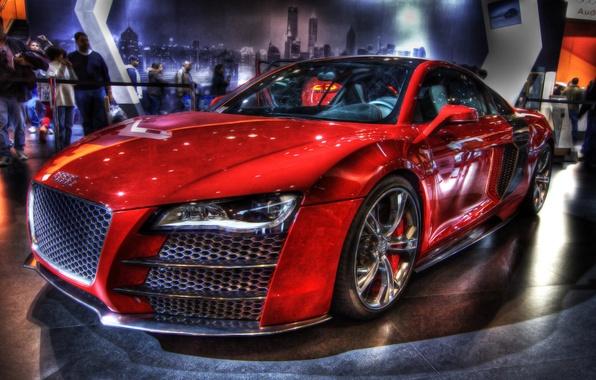 Картинка Машины, Audi R8