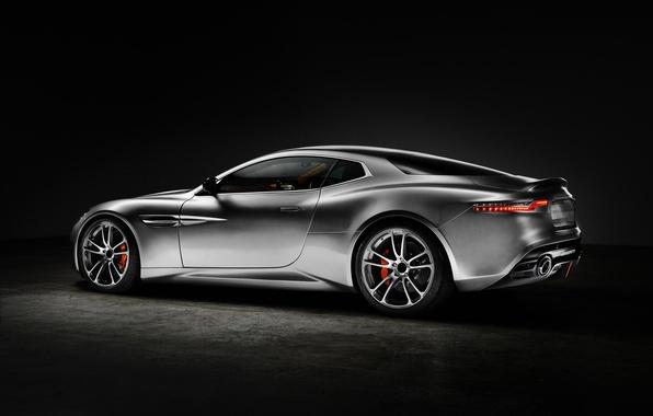 Картинка Aston Martin, астон мартин, Thunderbolt, 2015, Galpin