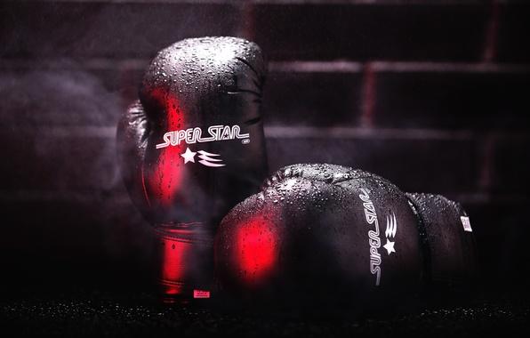 Боксерские перчатки картинка 2