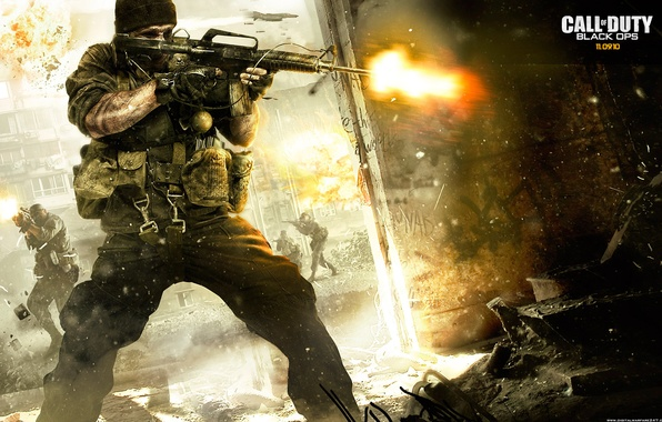 Картинка game, call of duty, awesome, black ops