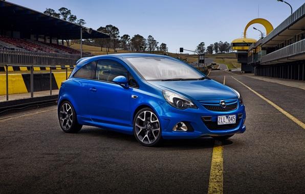 Картинка Opel, Corsa, опель, 2013, OPC, корса