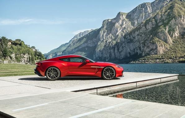 Картинка Concept, Aston Martin, астон мартин, Zagato, Vanquish, ванквиш
