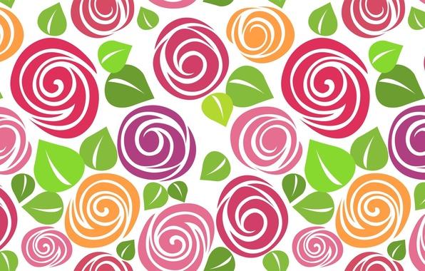 Картинка белый, цветы, фон, краски, текстура, лепестки, HD wallpapers, обои для рабочего стола, фон ярко