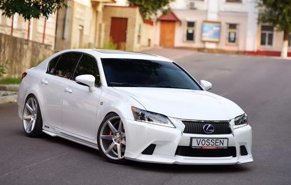 Картинка car, авто, тюнинг, лексус, Lexus GS