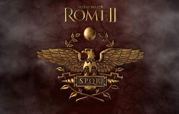 Картинка gold, war, eagle, rome, empire, total war, strategy, total, rome 2, rome II total war, …