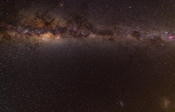 Картинка космос, звезды, ночь, красота, млечный путь