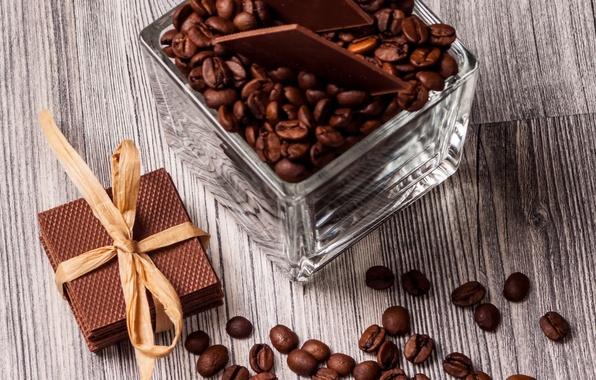 Обои ко�е �околад зе�на ва�ли beans coffee ка��инки