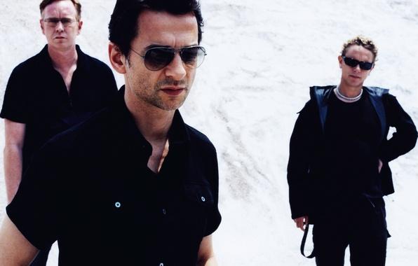 Картинка Legend, Depeche Mode, Martin Gore, Dave Gahan, Playing The Angel, Andy Fletcher