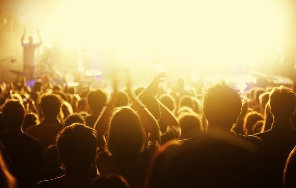 Картинка музыка, люди, ситуации, настроение, настроения, человек, ситуация, концерт, парни, дискотека