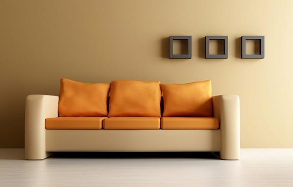 Картинка дизайн, дом, стиль, диван, комфорт