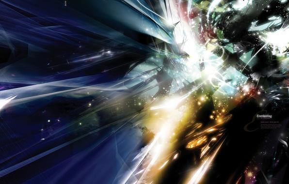 Картинка энергия, поток, Взрыв