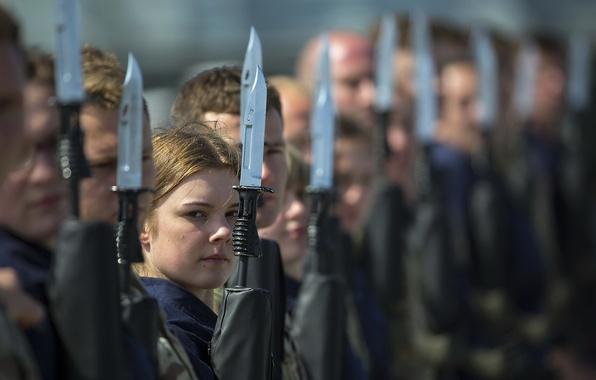 Картинка оружие, армия, строй
