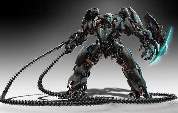 Картинка трансформеры, робот, минимализм, transformers