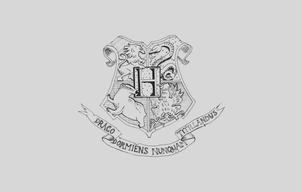 Картинка герб, Harry Potter, Hogwards, герб Хогвртса, Хогвардс, Гаари Поттер