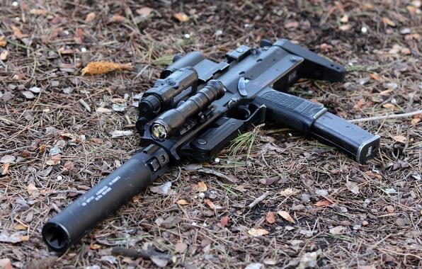 Картинка оружие, пистолет-пулемёт, Heckler & Koch, MP7A1 TM