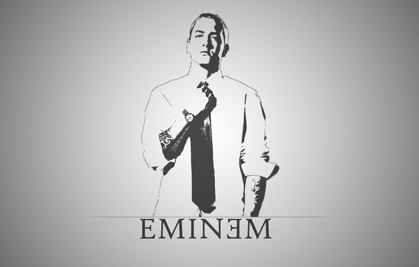 Картинка Актер, Мужчина, Eminem, Музыкант, Рэпер