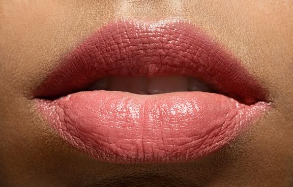 Картинка woman, lips, makeup