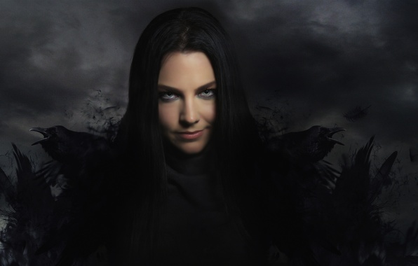 Картинка Amy Lee, Evanescence, Эми Ли, Эмка