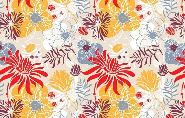 Картинка цветы, растения, текстура, лепестки