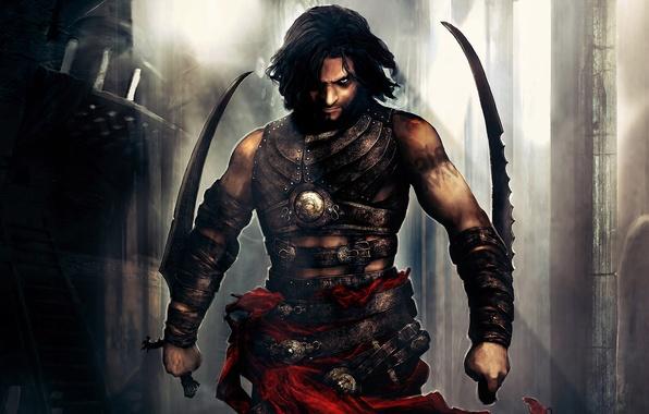 Картинка Prince of Persia, Warrior Within, Ubisoft