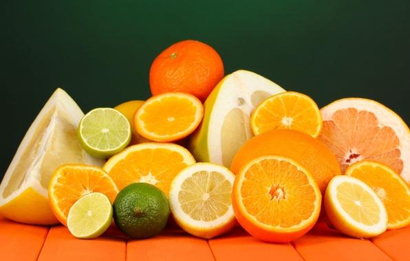 Картинка фон, обои, апельсин, еда, апельсины, wallpaper, фрукты, широкоформатные, background, полноэкранные, HD wallpapers, широкоэкранные