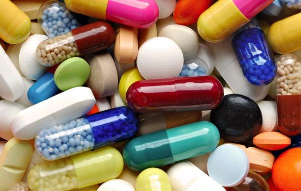 Картинка таблетки, лекарство, капсулы