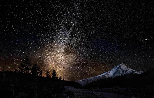 картинки ніч зорі