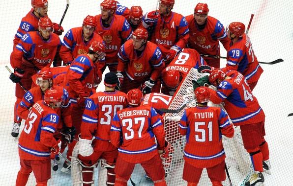 Картинка лед, радость, победа, россия, хоккей, гол, чемпионат, мира, чемпион, сборная россии, russia, сборная, нхл, hockey, …