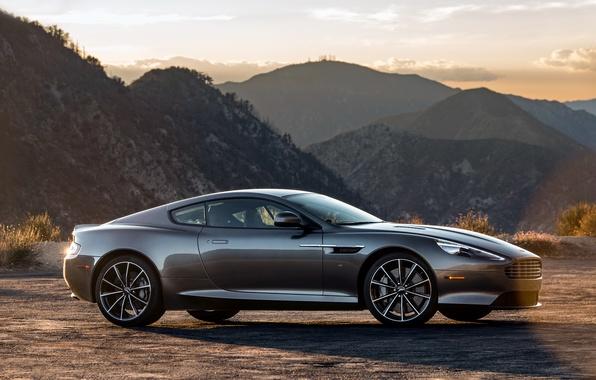Картинка Aston Martin, астон мартин, суперкар, DB9