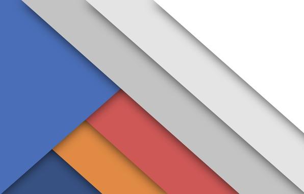 Картинка белый, линии, синий, желтый, серый, текстура, material, коралловый