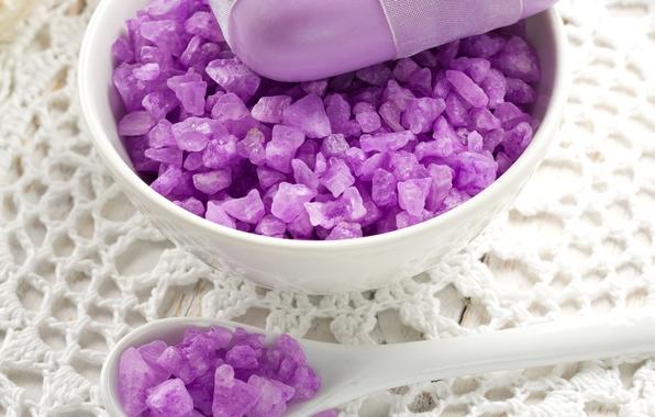 Картинка мыло, relax, ложка, чашка, бант, soap, лаванда, спа, lavender, spa, salt, natural, соль для ванны