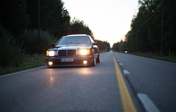 Mercedes w140 обои на рабочий стол