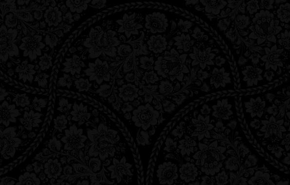 Картинка цветы, хохлома, симачев
