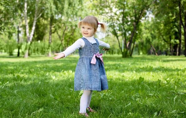 Картинка деревья, счастье, дети, детство, стиль, парк, ребенок, красота, сад, милый, красивая, happy, fashion, мода, trees, …