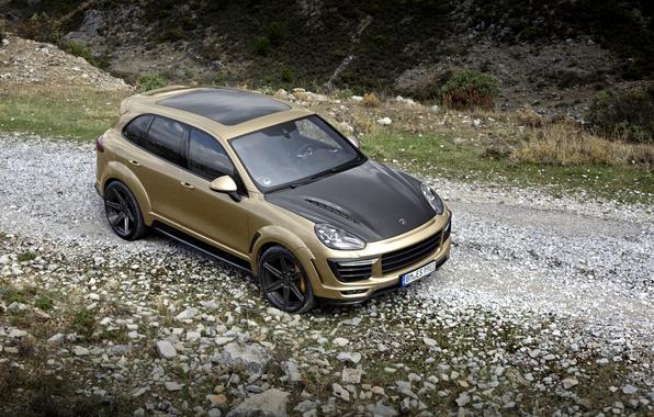 Картинка Vantage, Porsche, порше, Topcar, Cayenne, кайен