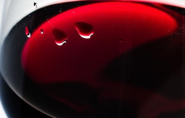 Картинка стекло, капли, фон, drops of Chianti