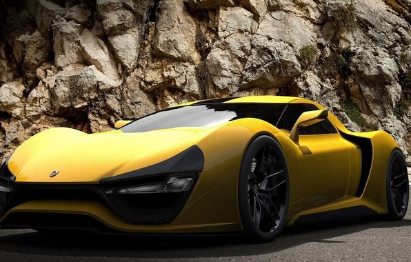 Bugatti chiron обои на рабочий стол 7