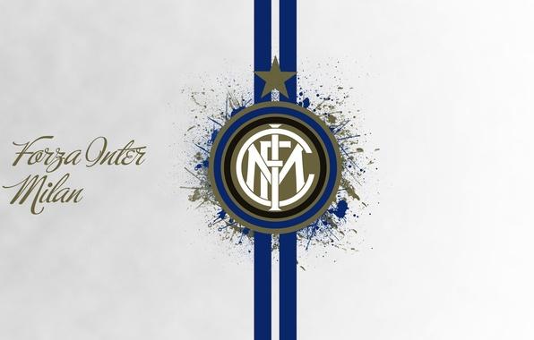Картинка Интер, Inter, Internazionale, Forza, nerazzuri