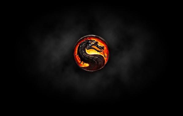 значок дракона:
