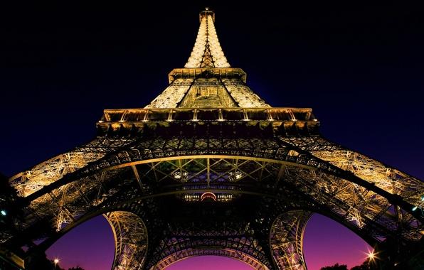 Картинка Франция, Париж, башня