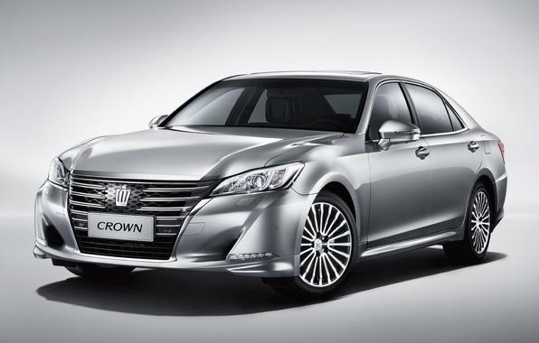 Картинка Toyota, тойота, Crown, 2015, краун, S210, CN-spec