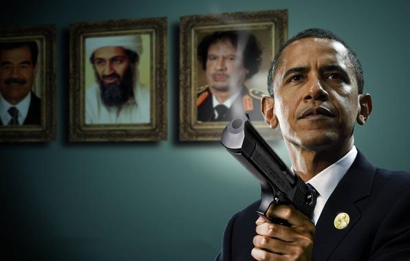 Картинка США, Президент, Барак Обама, Barack Hussein Obama II