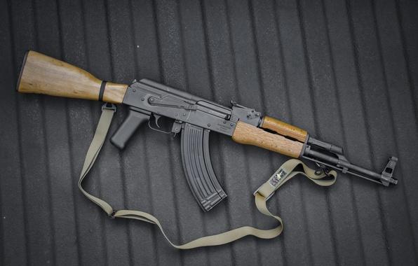 Фото обои оружие, автомат, Калашникова, калаш, Ак-47