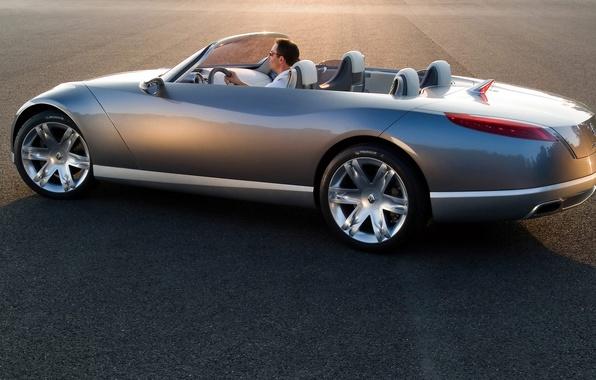 Картинка concept, Renault, кабриолет