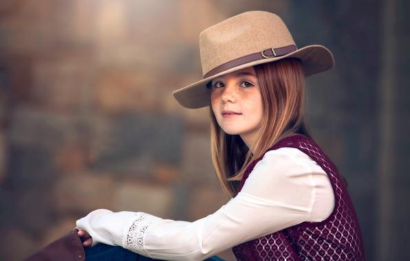 Картинка шляпа, веснушки, Julia Altork, Ava Jane