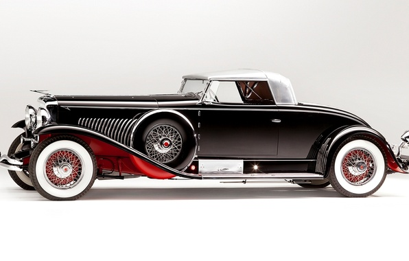 Картинка Coupe, 1931, Duesenberg, LWB, Murphy, дюсенберг, Aluminum Mimicking Soft-Top, J 460/2478
