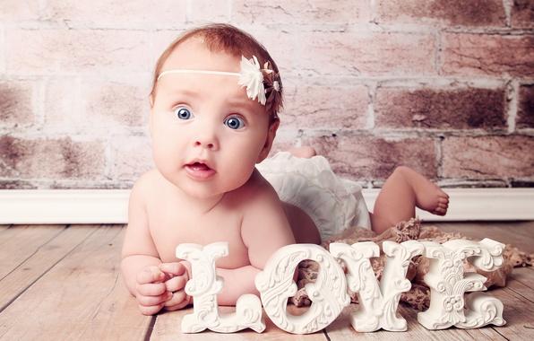 Картинка любовь, дети, милая, love, cute, children, счастливый ребенок, happy baby, большие красивые голубые глаза, big …