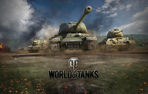 Картинка танков